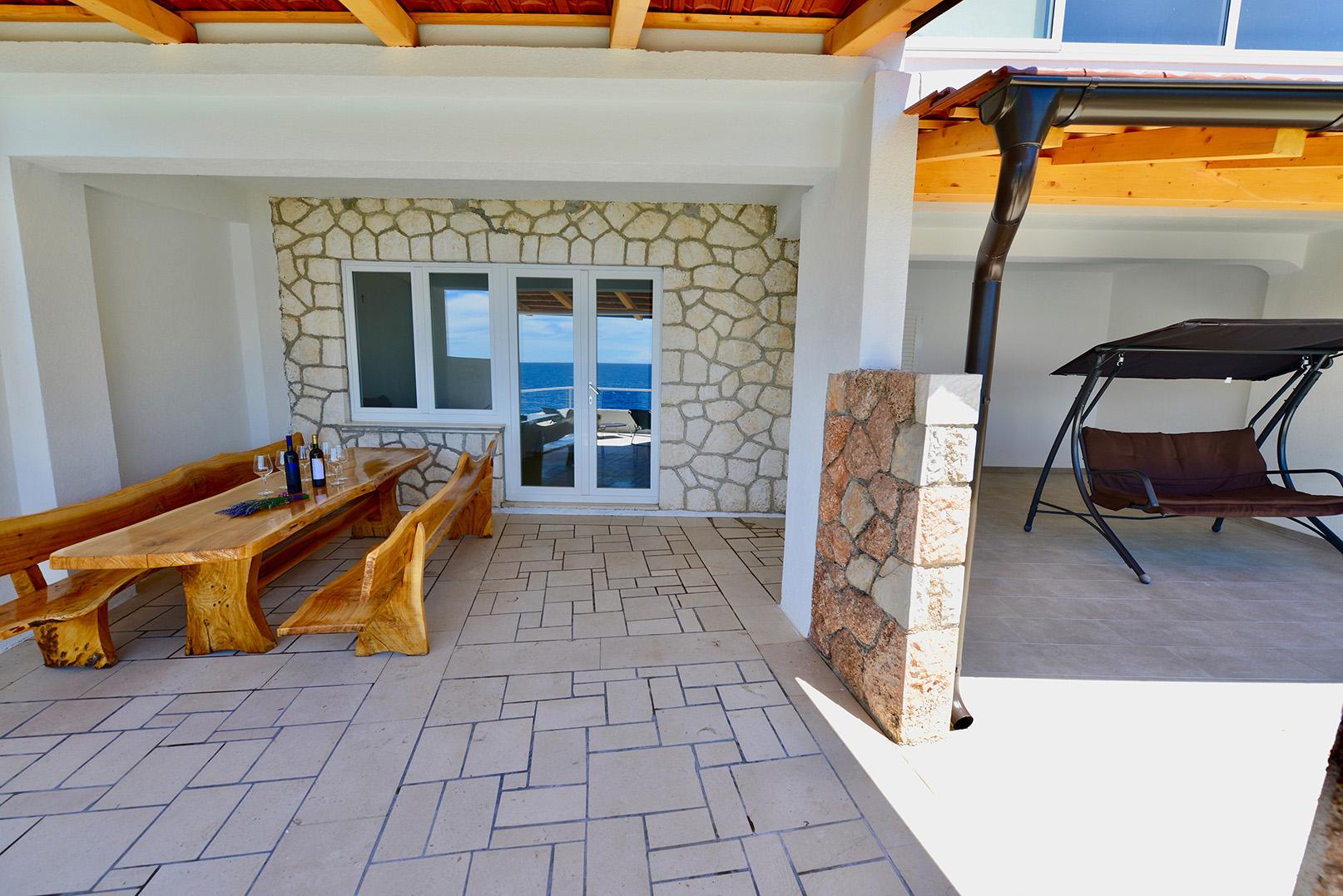 Ferienwohnungen auf Hvar, Ferienwohnung in Kroatien direkt am Meer